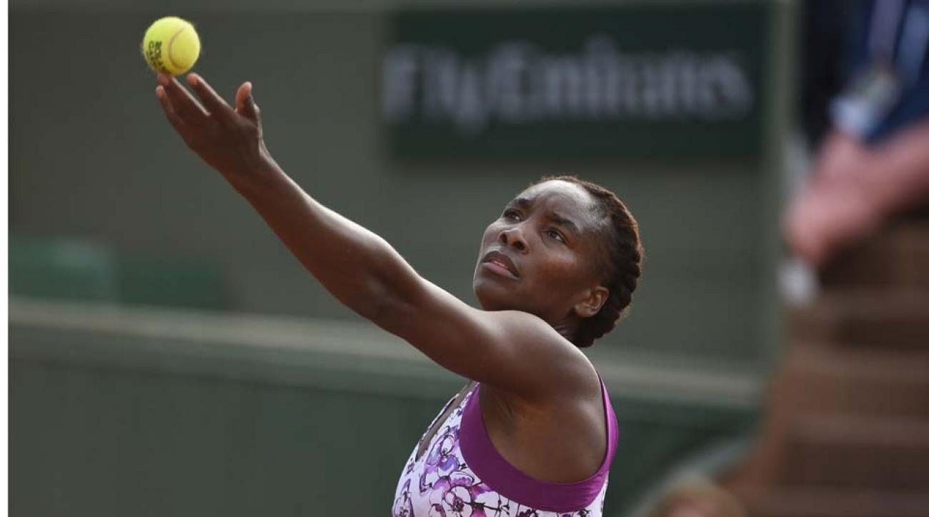 Venus Williams fined for skipping press conference