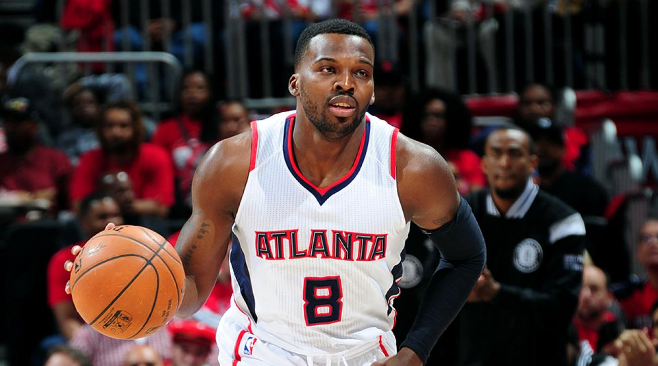 Atlanta Hawks Shelvin Mack injury surgery