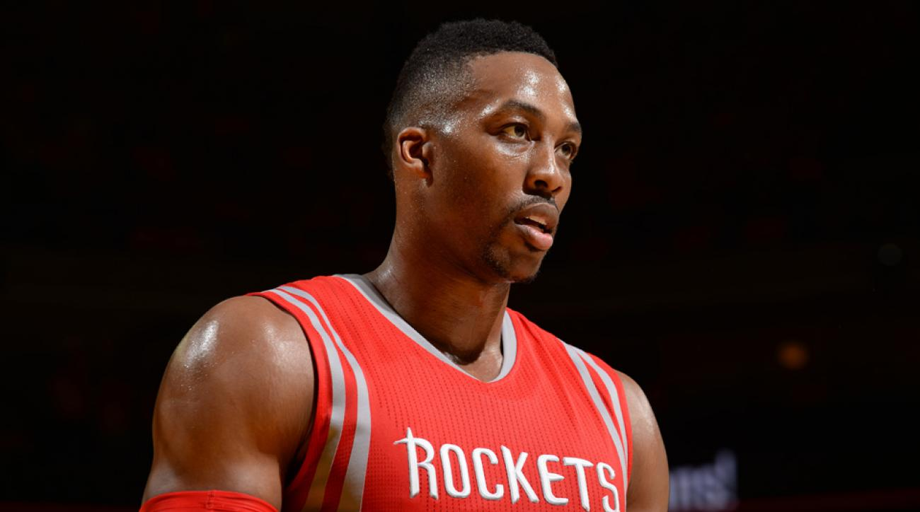 Dwight Howard suspended one game