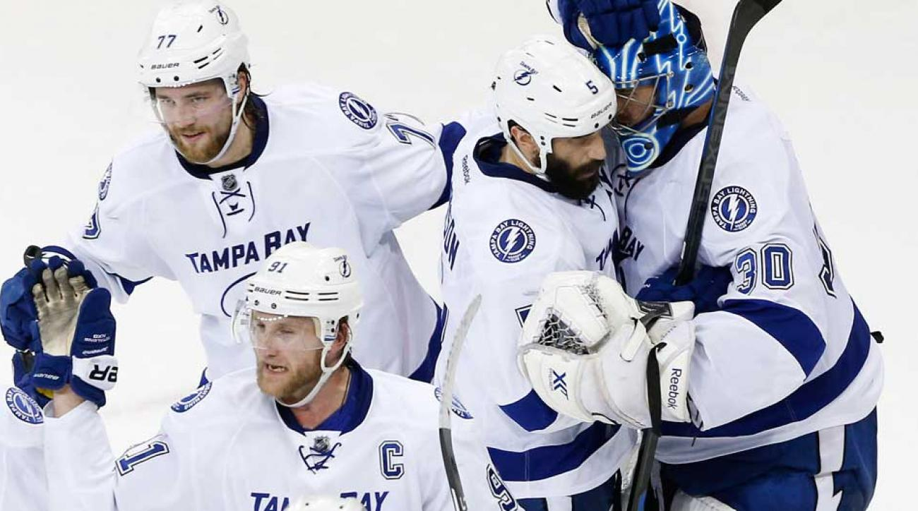 tampa bay beats new york eastern conference finals
