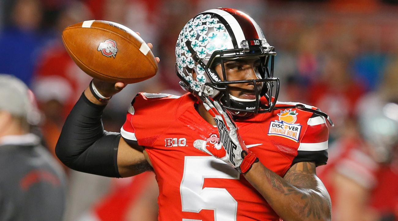 Ohio State Braxton Miller return Urban Meyer