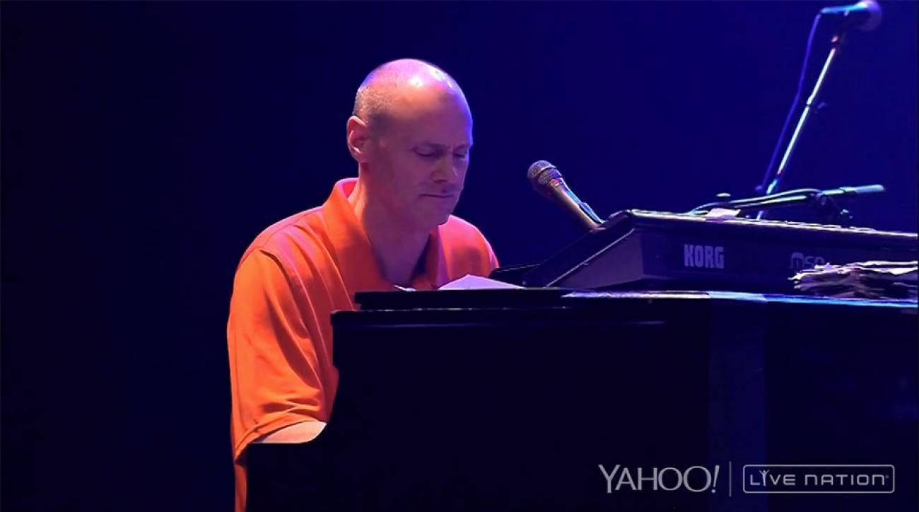 Dallas Mavericks Rick Carlisle piano Bruce Hornsby