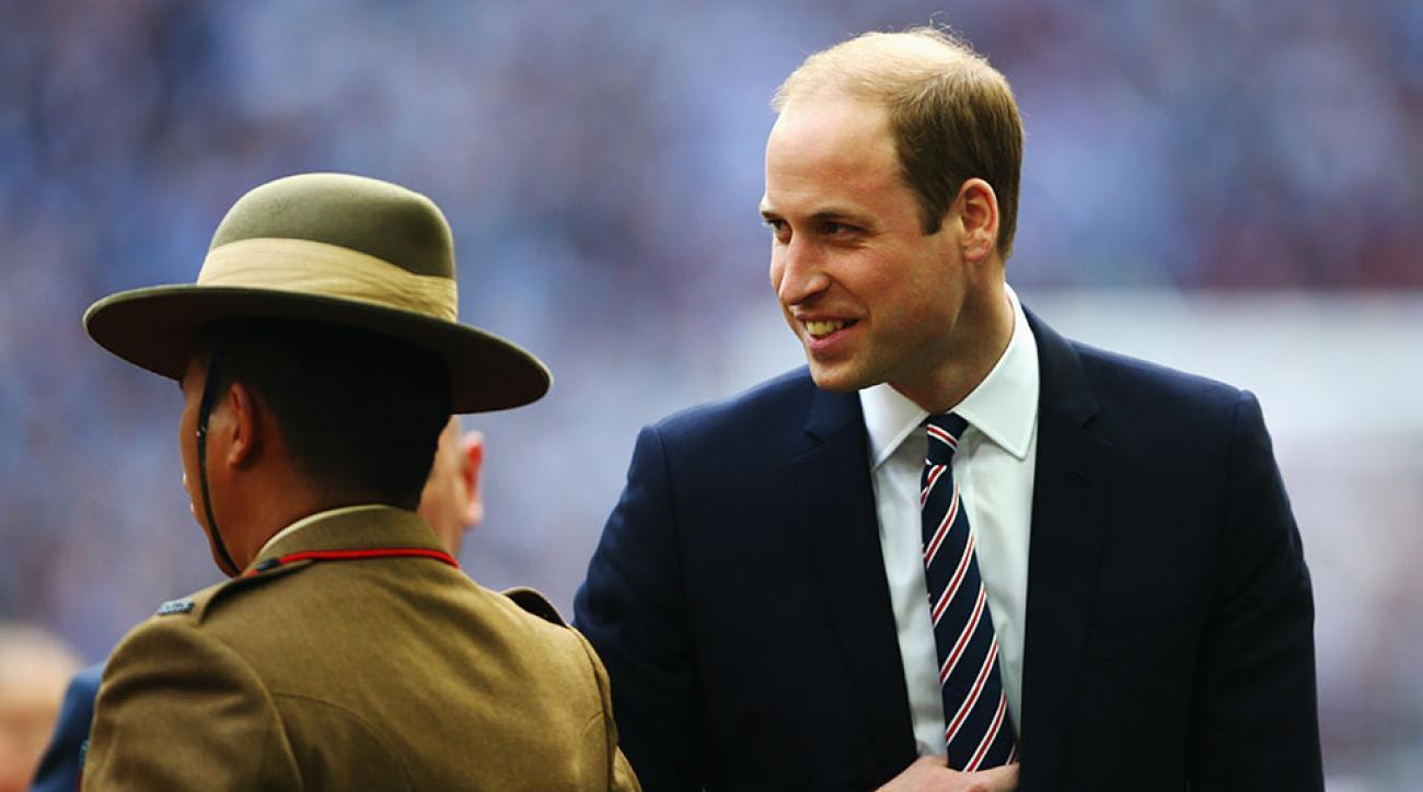 Prince William FIFA corruption investigation