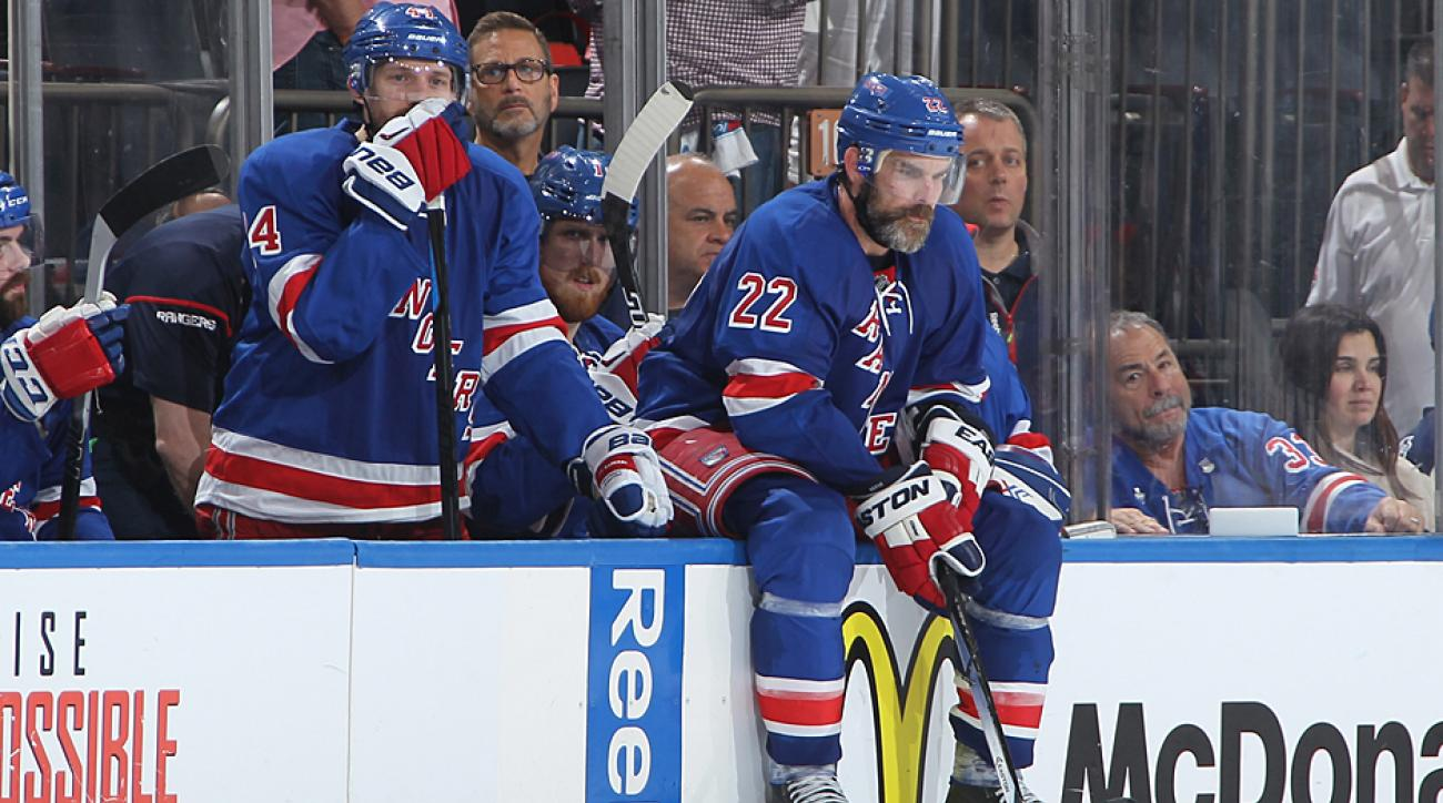 Rangers fall short again in Stanley Cup Playoffs