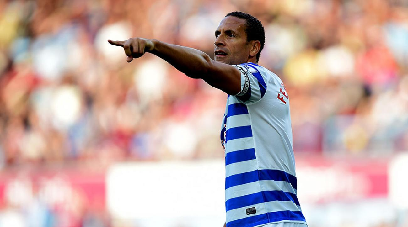 Rio Ferdinand retires from soccer