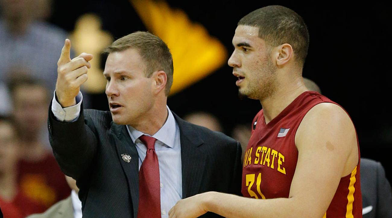 Fred Hoiberg is leaving the Cyclones, but plenty of talented players remain, including rising senior forward Georges Niang.