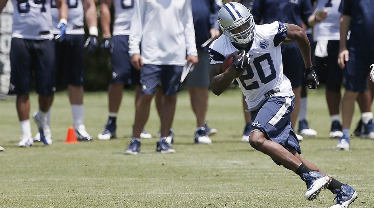Darren McFadden replacing DeMarco Murray; other 2015 running back changes