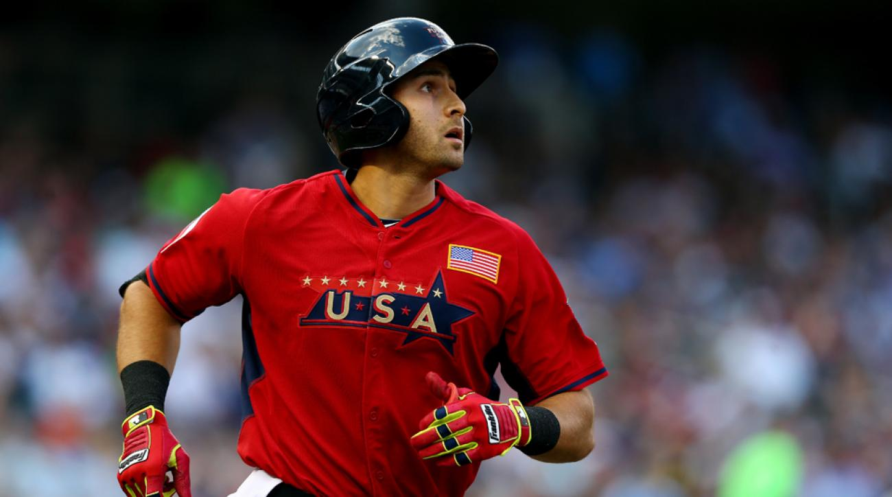 Rangers call up Joey Gallo from minors