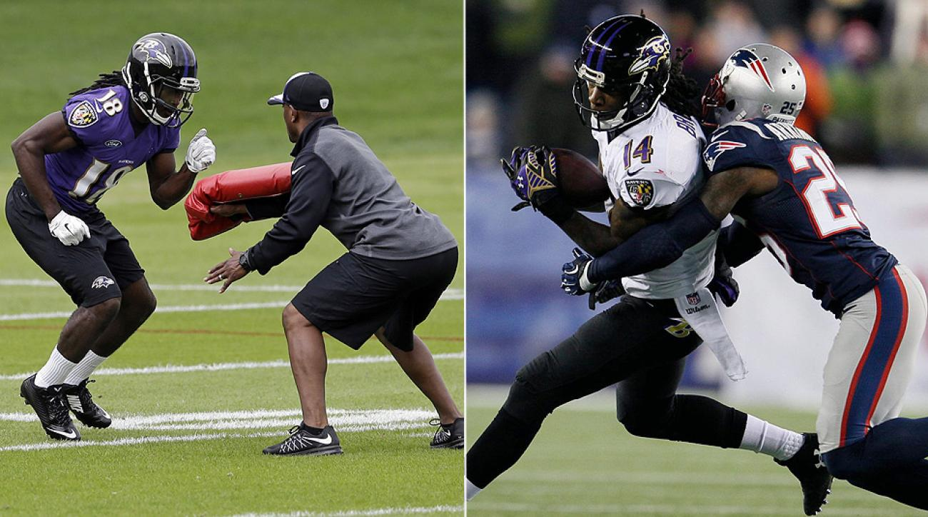 Ravens offseason report card: Baltimore drafts Breshad Perriman, signs Kyle Arrington