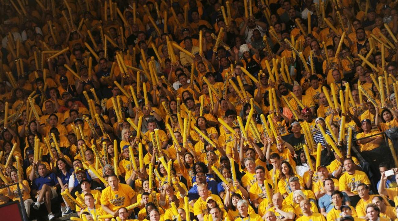 Golden State Warriors bringing 105-year-old fan to Game 1
