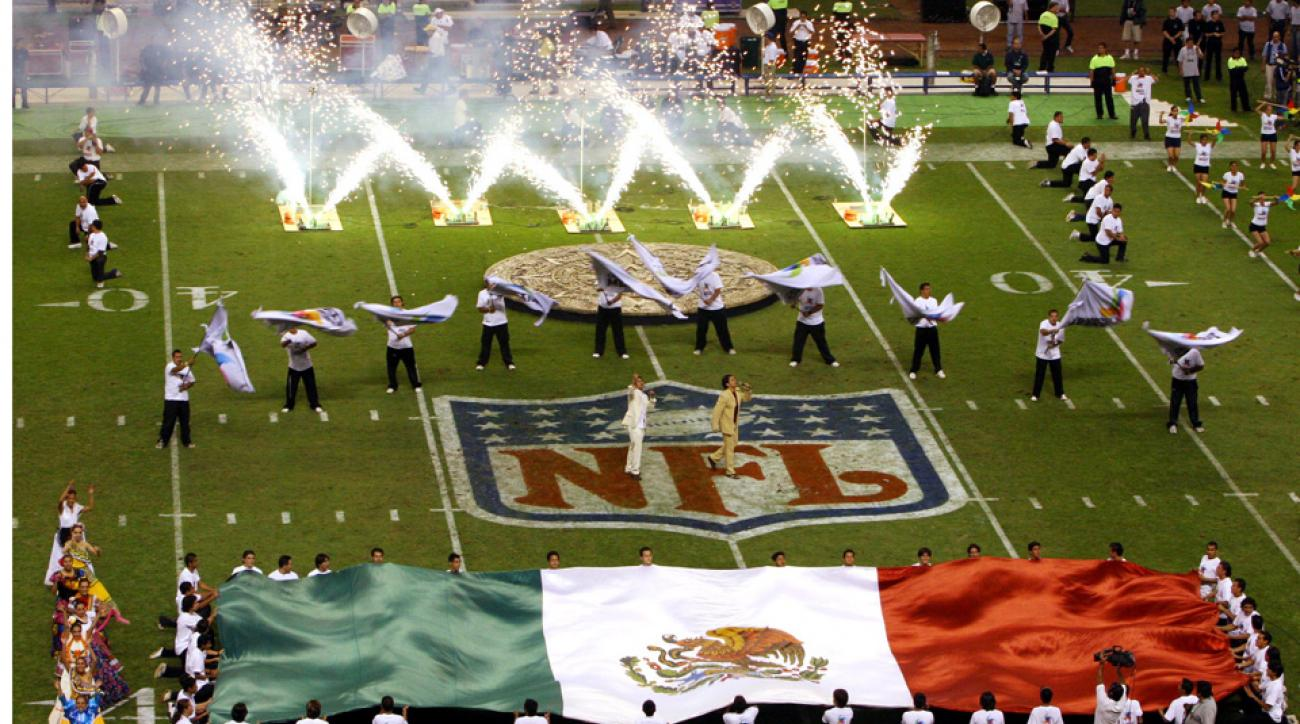 NFL international series eyes Germany, Mexico