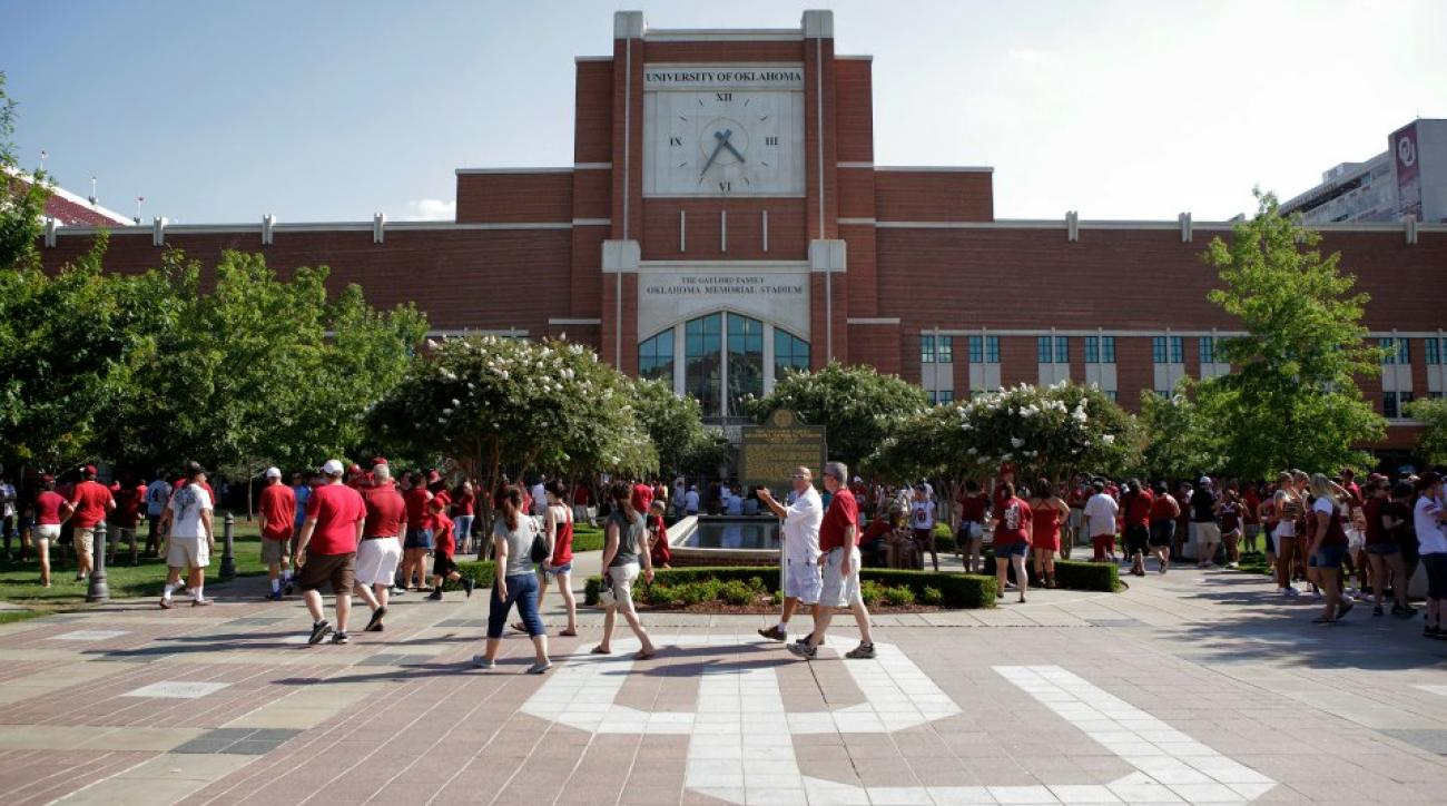 Oklahoma AD already planning 2030 college football schedule