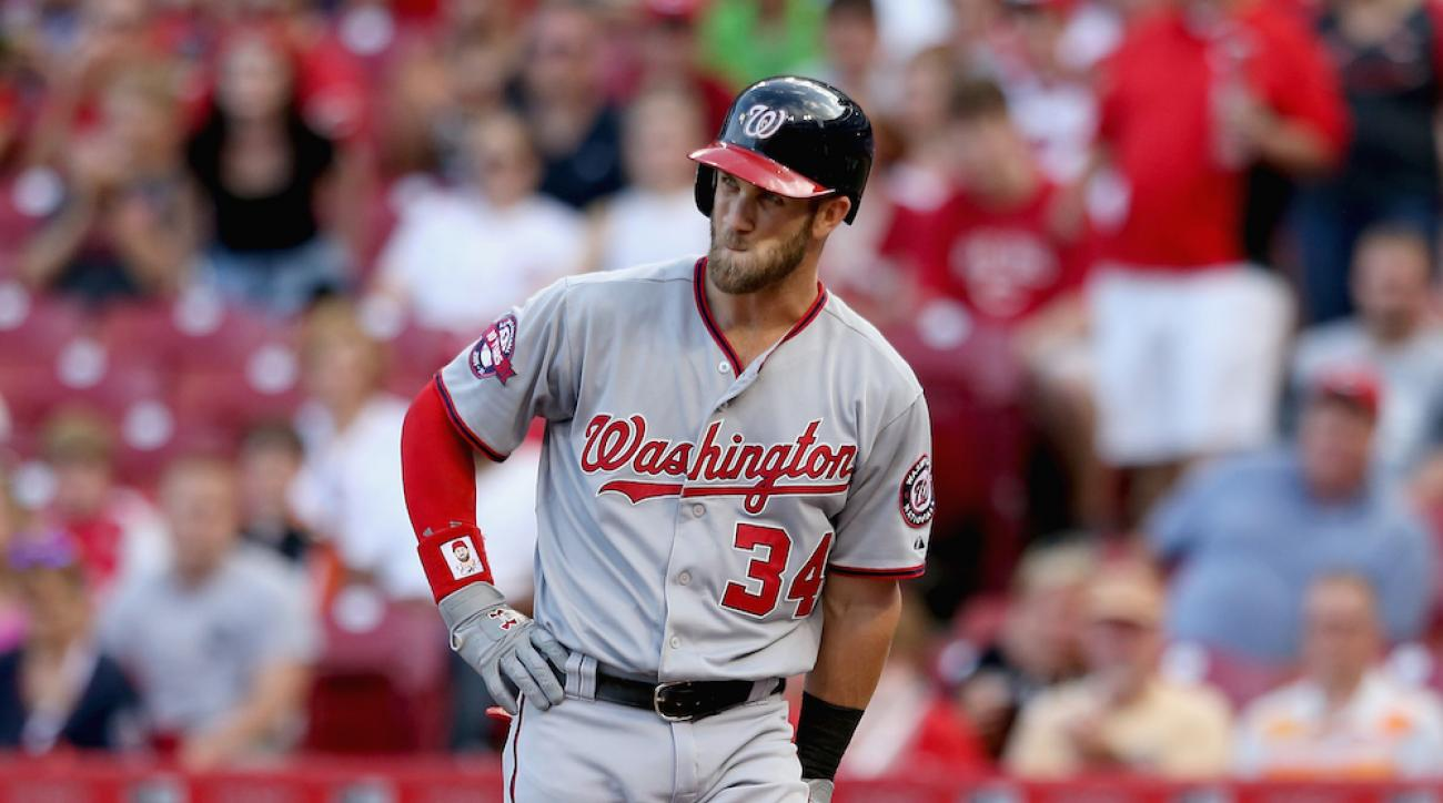 washington nationals bryce harper gatorade commercial new york mets