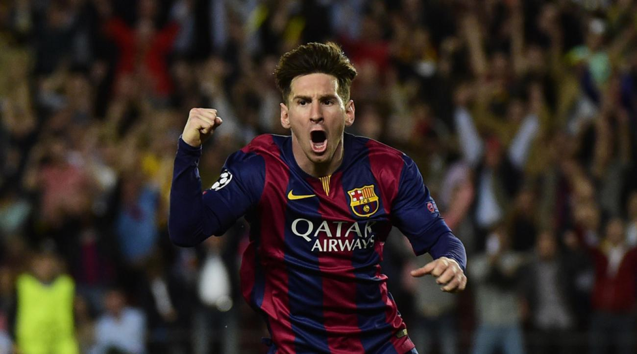 Champions League final pits Barcelona and Juventus.