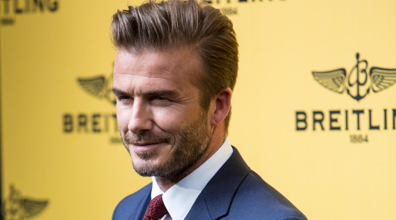 David Beckham FIFA corruption scandal