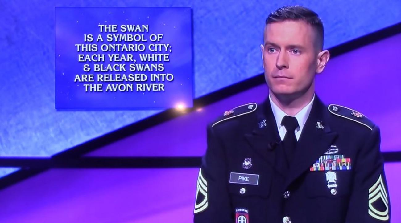 Jeopardy contestant gets ruined by Canadian Cities category