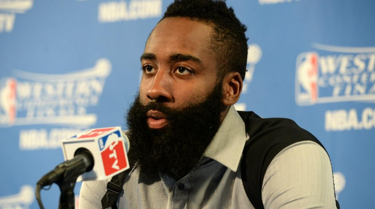 Rockets' James Harden is in more hot water with rapper Lil B