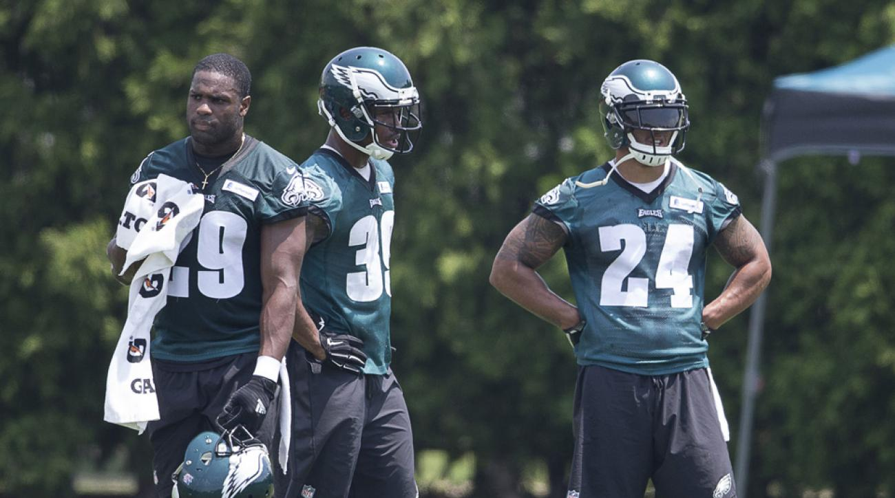 Murray, Mathews sharing Eagles RB workload