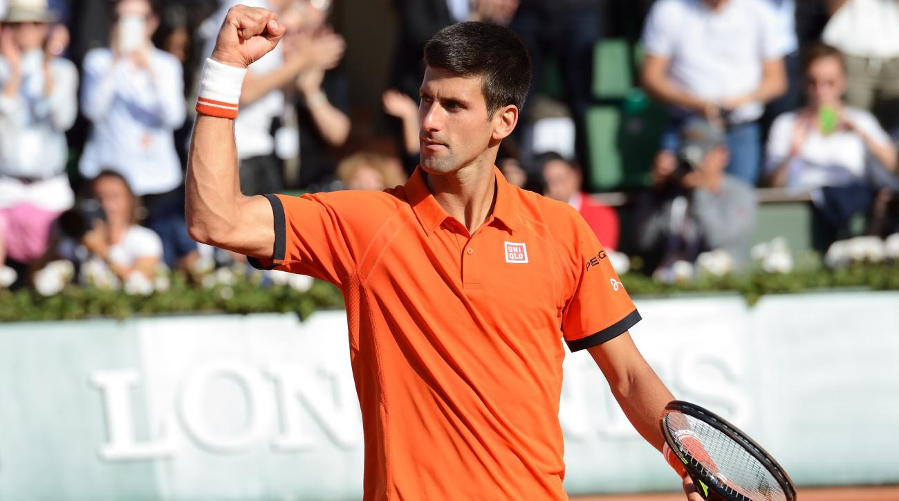 french open mens semifinals live stream djokovic murry tsonga wawrinka