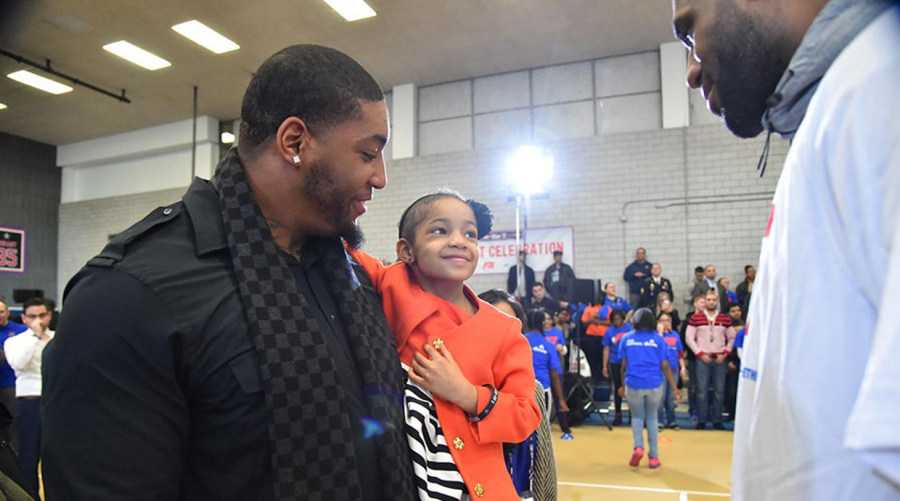 LeBron James NBA Finals Leah Still