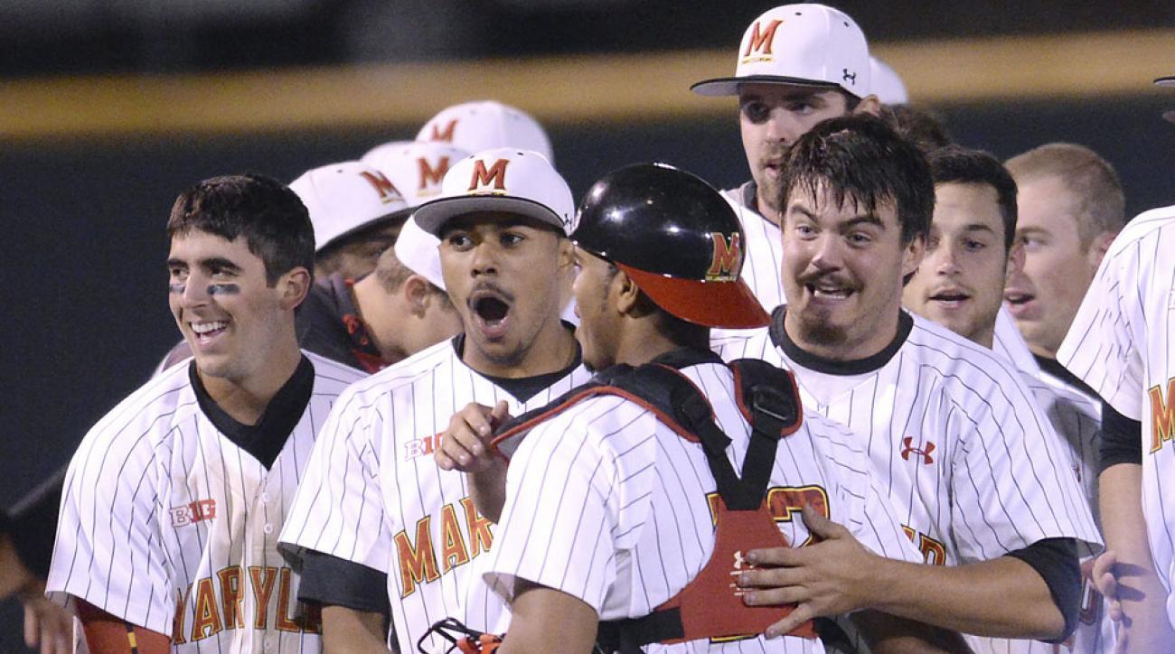 Maryland Terrapins baseball
