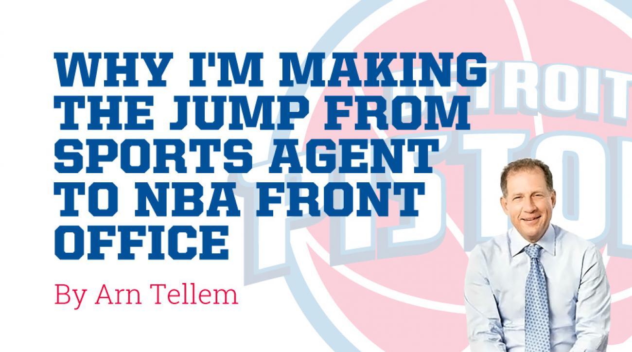 Arn Tellem