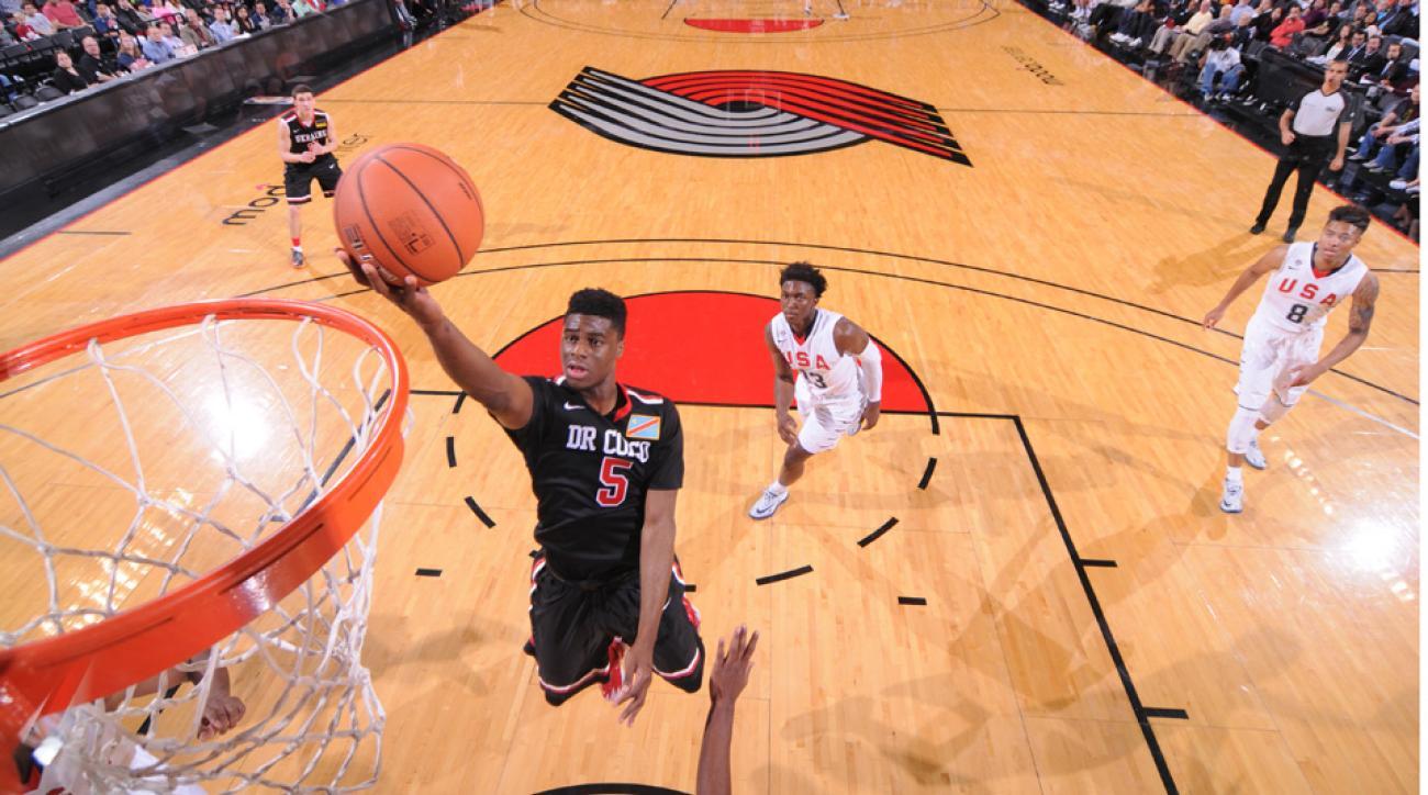 Emmanuel Mudiay NBA Draft