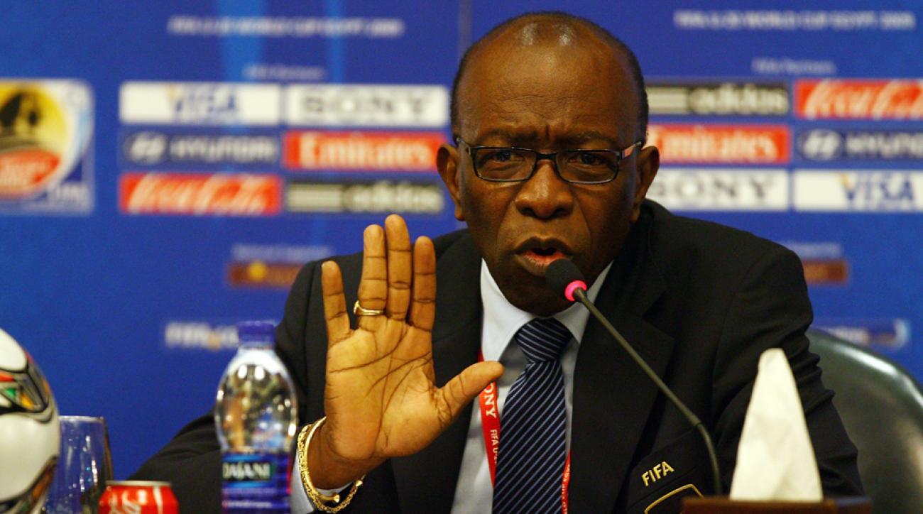 Jack Warner FIFA scandal corruption bribes