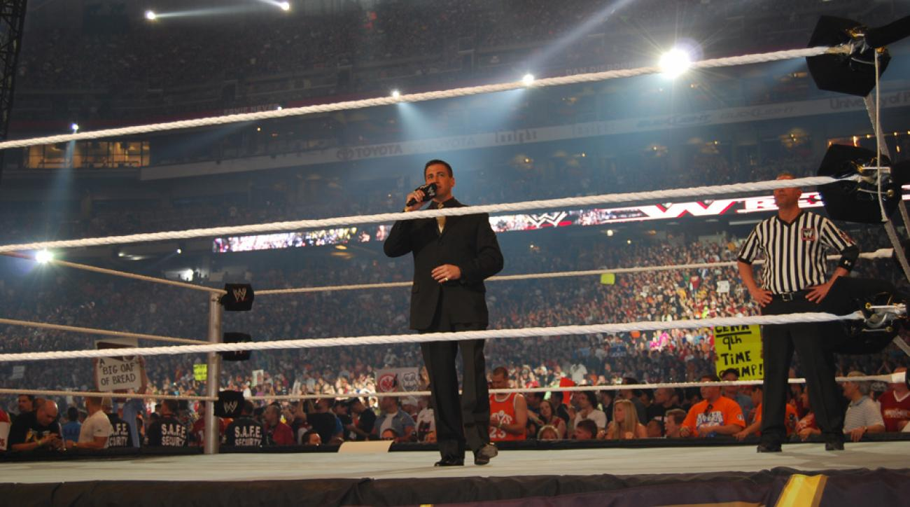 Justin Roberts dished on his new autobiography and his career with WWE.