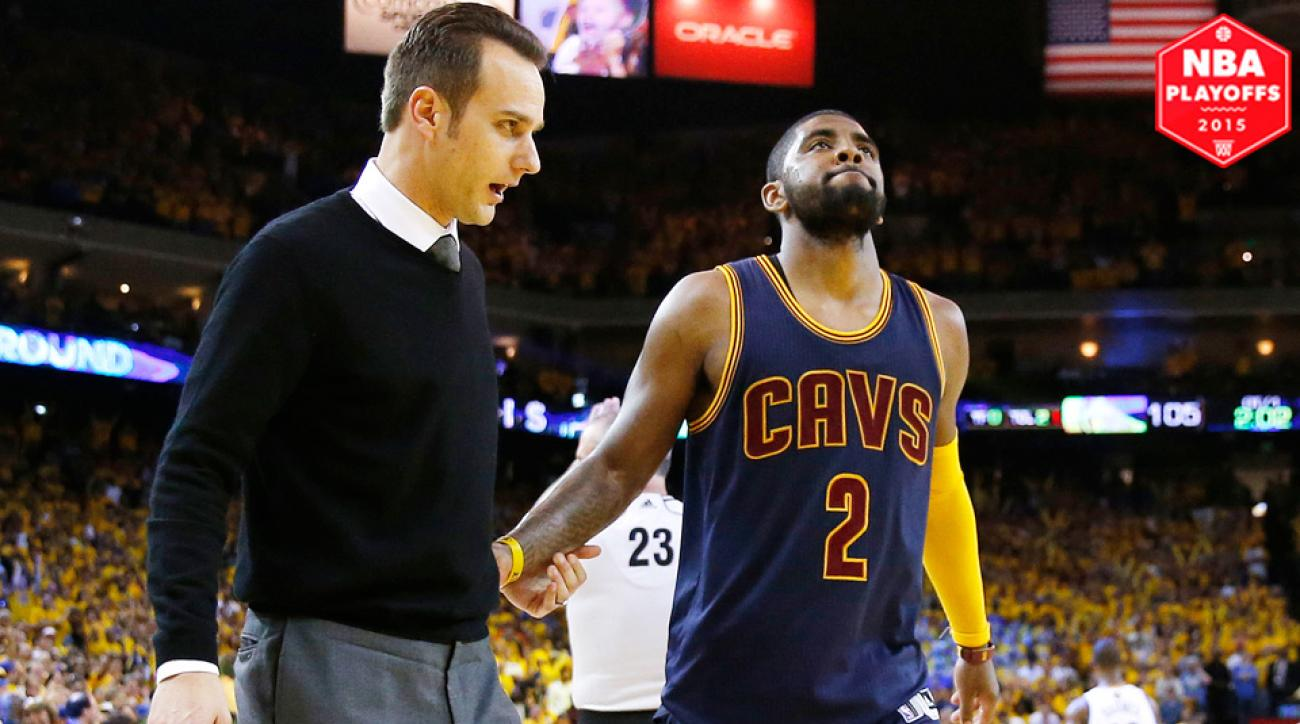 e6631dee2ec Kyrie Irving s knee injury deals huge blow to Cavaliers  chances in Finals