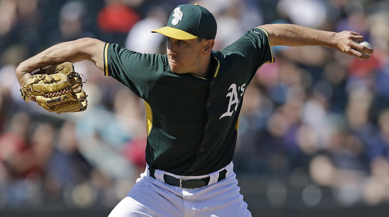 oakland athletics pat venditte call-up switch pitcher
