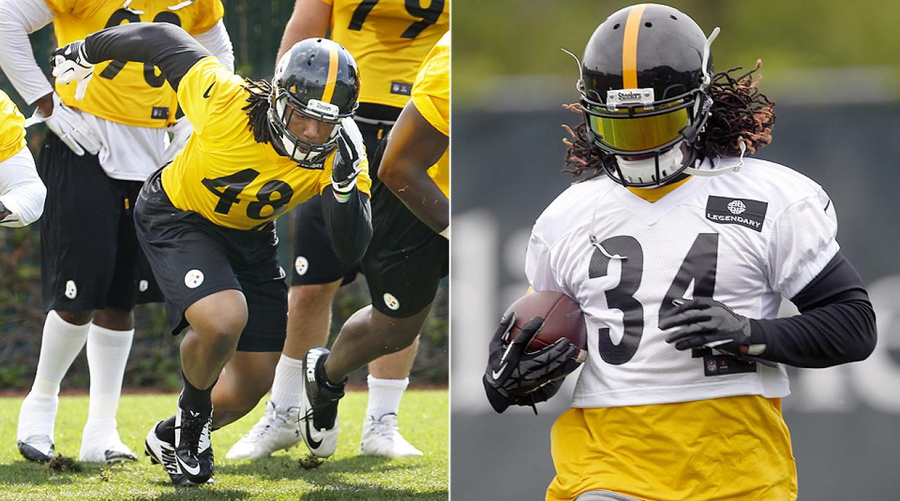 NFL offseason report cards: Pittsburgh Steelers draft Bud Dupree, sign DeAngelo Williams