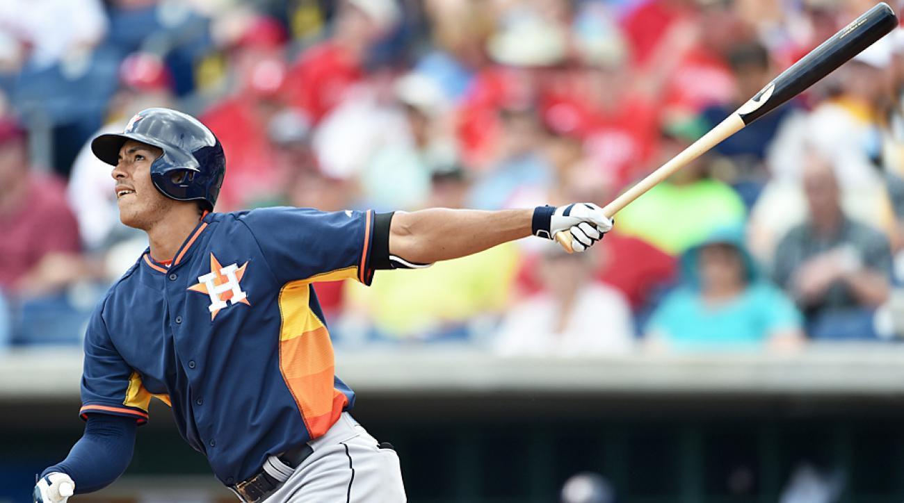 Carlos Correa Fantasy baseball