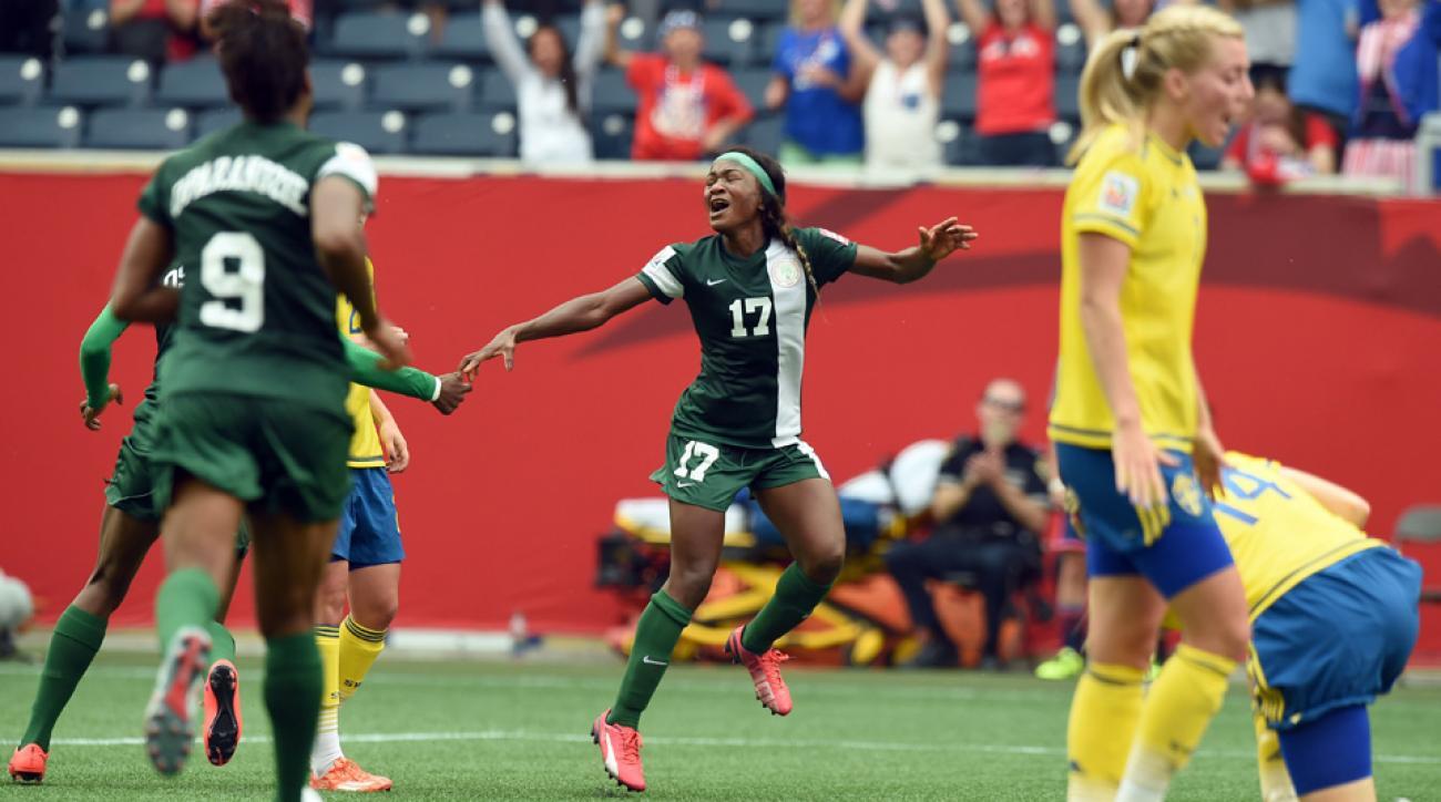 Nigeria, Sweden, Women's World Cup