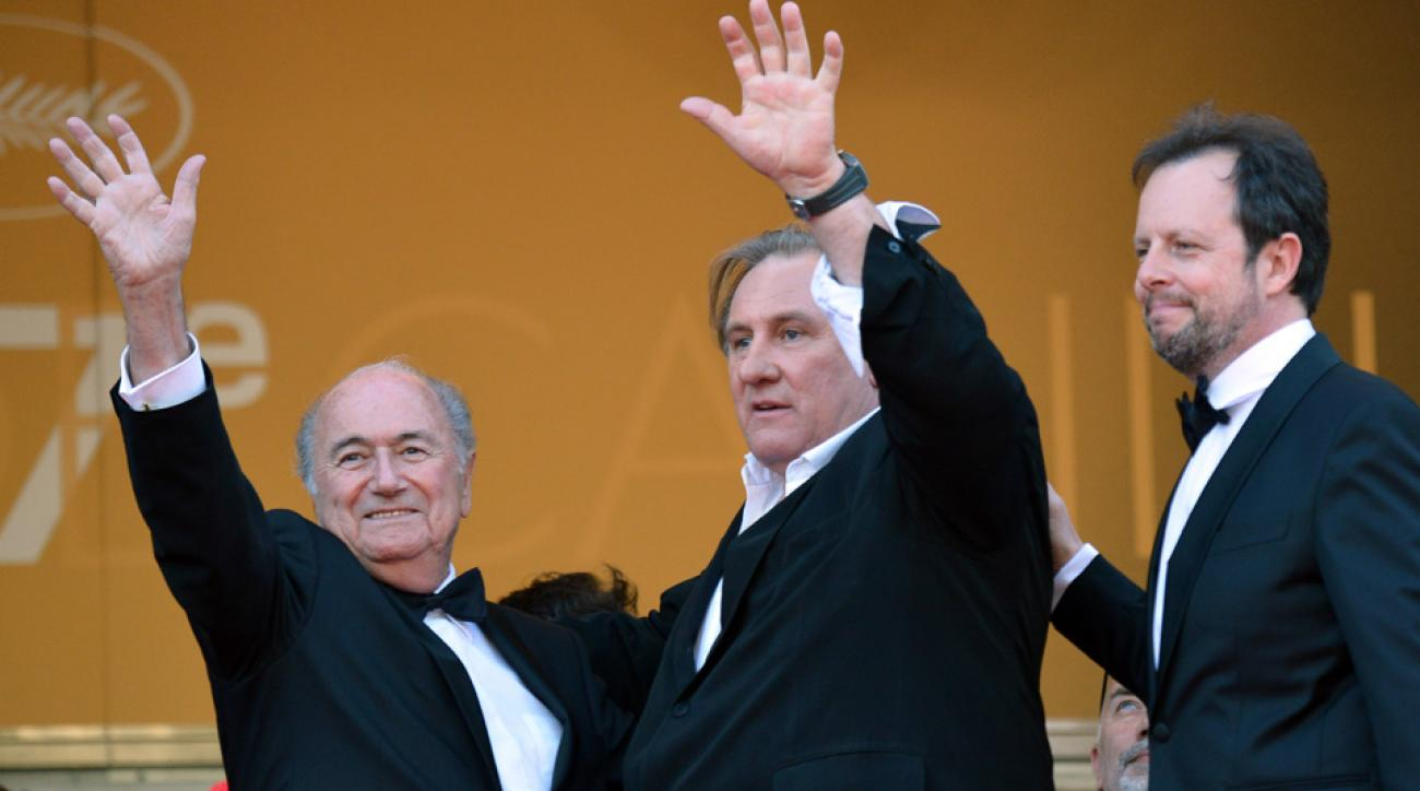 Sepp Blatter is depicted in United Passions.