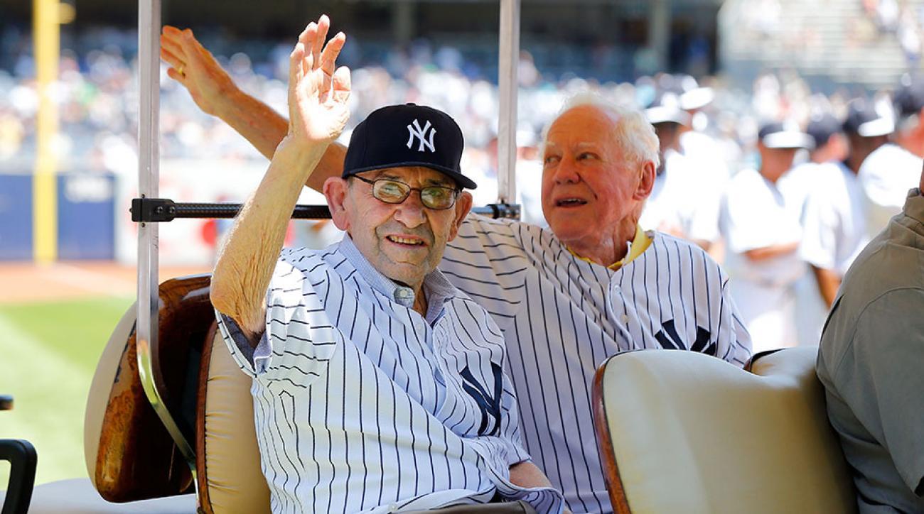 Yogi Berra petition Presidential Medal of Freedom