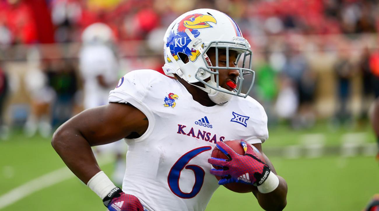 Kansas football dismisses Corey Avery