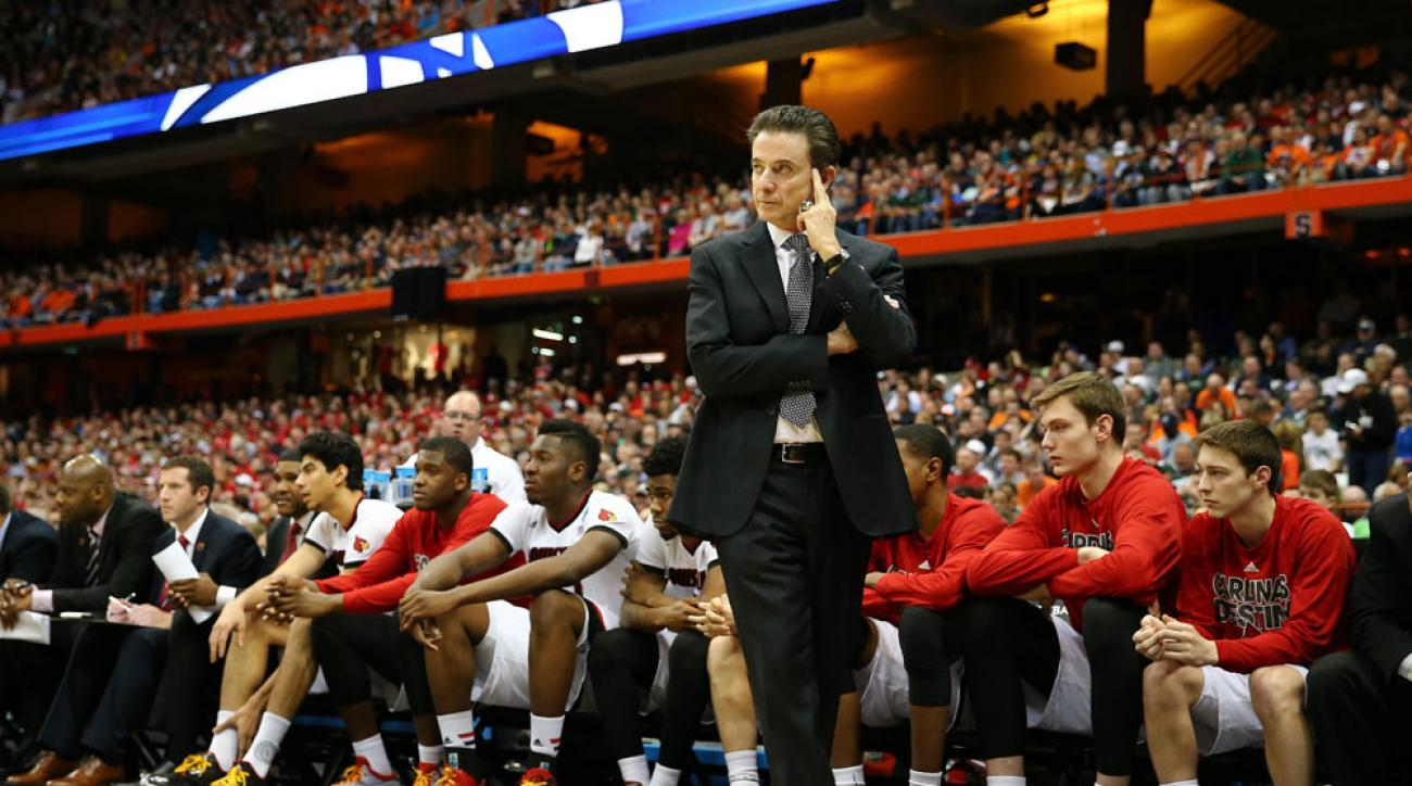louisville basketball rick pitino contract extension