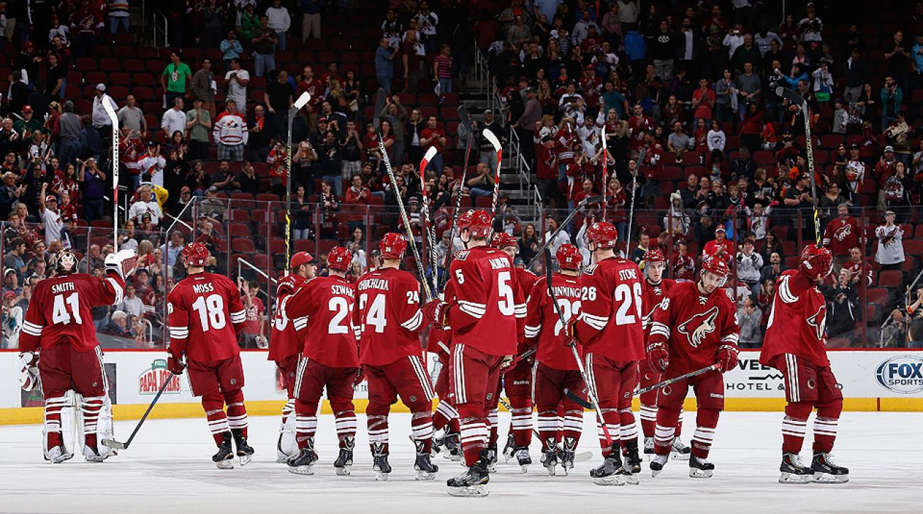Arizona Coyotes relocation rumors: Glendale moves to terminate lease agreement