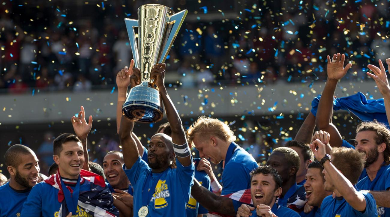 DaMarcus Beasley captained the USA to the 2013 CONCACAF Gold Cup and is offering to come out of international retirement for the 2015 edition.