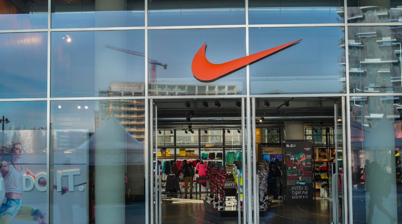 Unisex names in America Nike