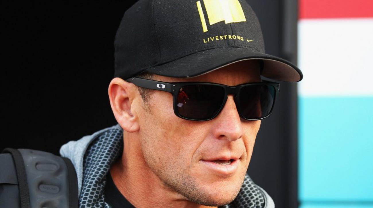 Lance Armstrong compares himself to Lord Voldemort