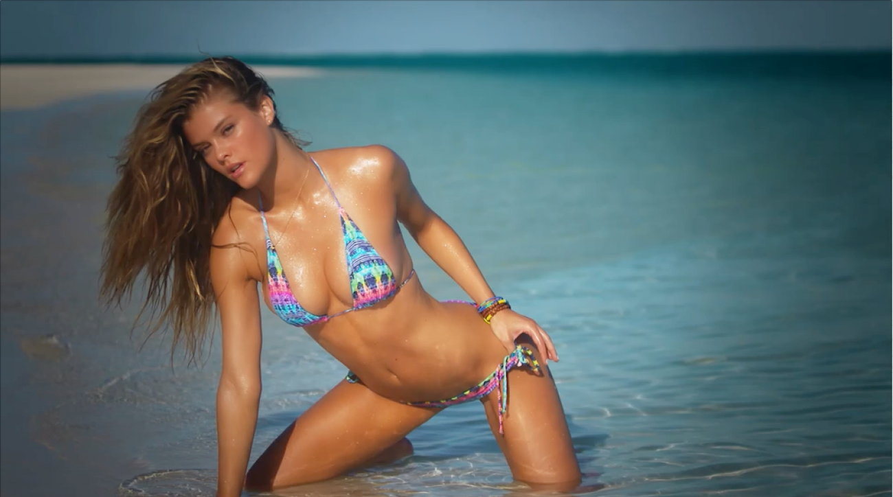 Nina Agdal rapid fire questions