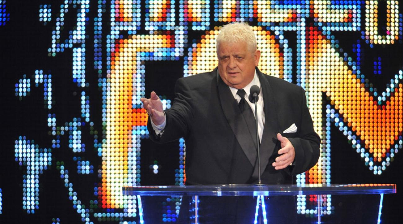 WWE pro wrestling Dusty Rhodes dies