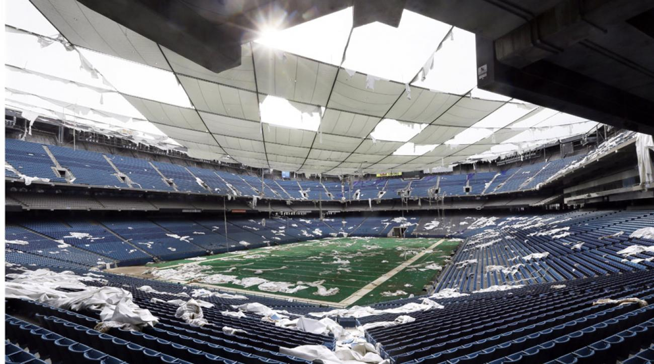 Pontiac Silverdome for sale again