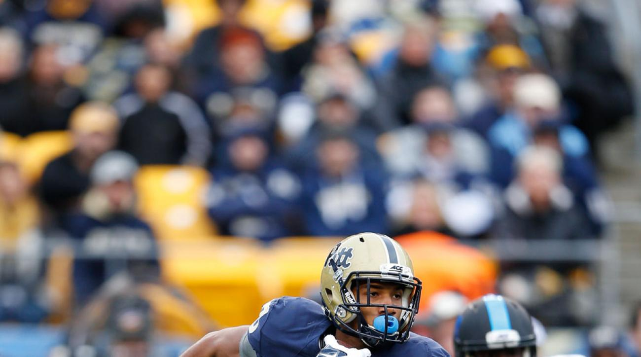 pittsburgh football tyler boyd arrested dui