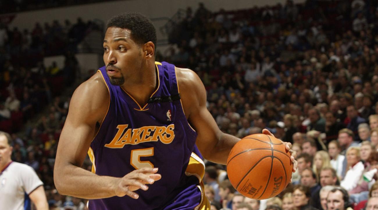 Robert Horry Lakers career