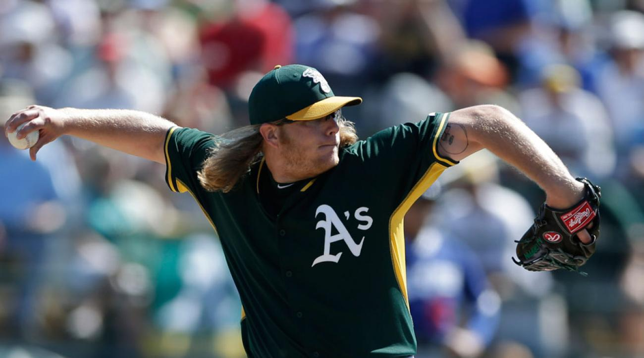 oakland athletics aj griffin reinstated dl tommy john surgery