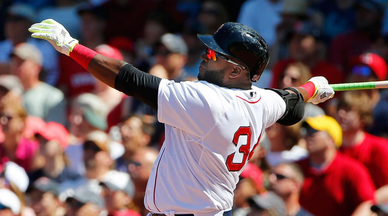 boston red sox david ortiz 475th home run