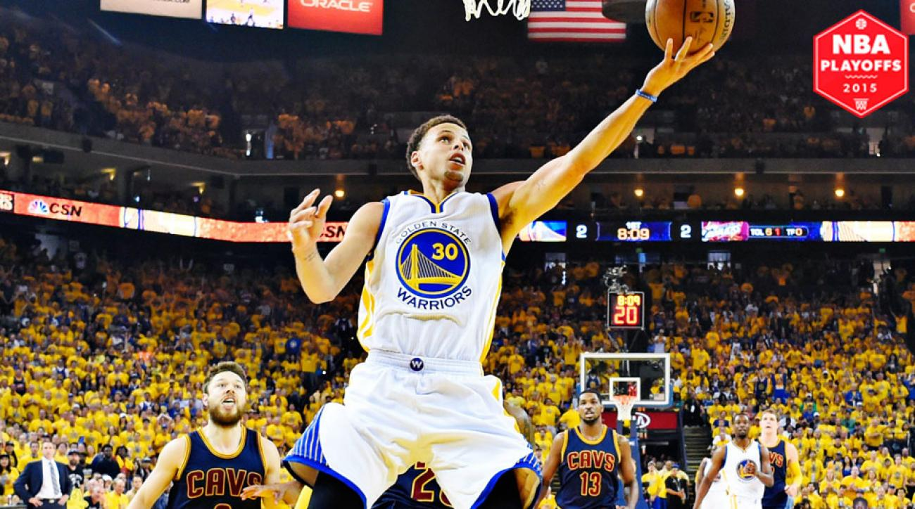 Stephen Curry, Golden State Warriors took a 3-2 NBA Finals lead with their Game 5 win over the Cleveland Cavaliers.